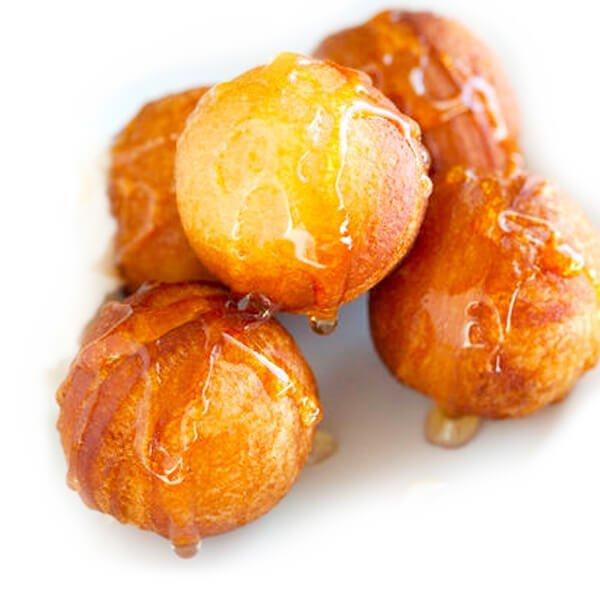 Sicilian Honey Balls